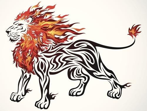 689d39730 82 Famous Lion Tattoo Design & Sketches