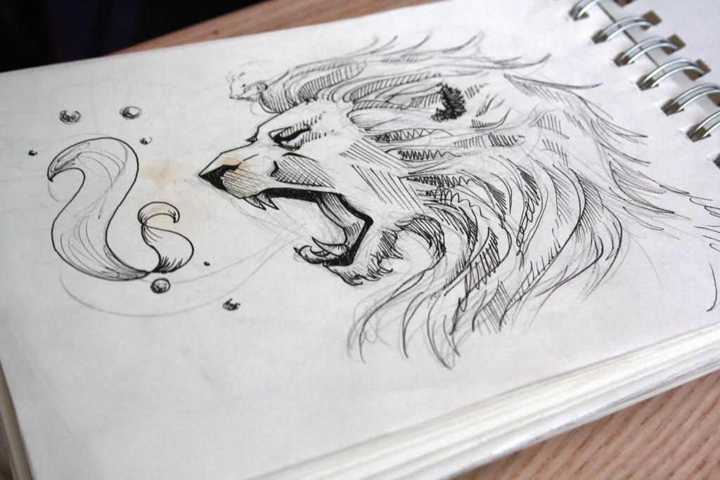 82 Famous Lion Tattoo ...