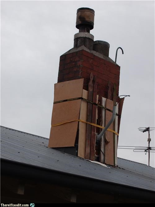 17 Very Funny Chimney Pictures And Photos