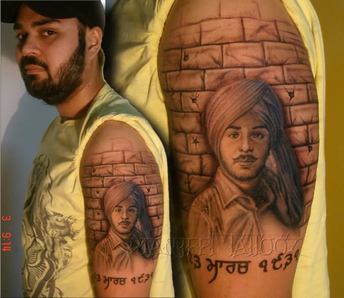 Tattoo Designs Khanda: 40+ Amazing Sikhism Tattoos