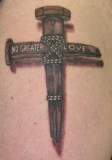 Catholic Cross Tattoos For Girls 75 Famous Cross Tattoo...