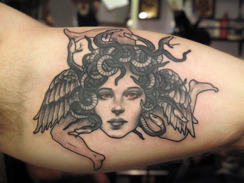 47 awesome medusa face tattoos rh askideas com sicilian tattoos meaning sicilian tattoos meaning