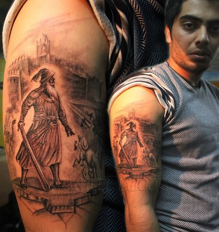 40+ Amazing Sikhism Tattoos