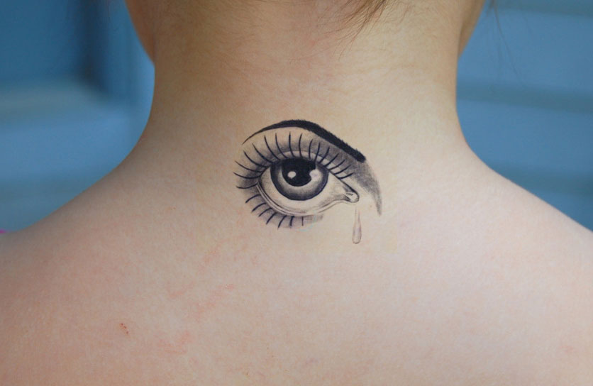 Eye Tattoo Design Simple - Best Tattoo Ideas