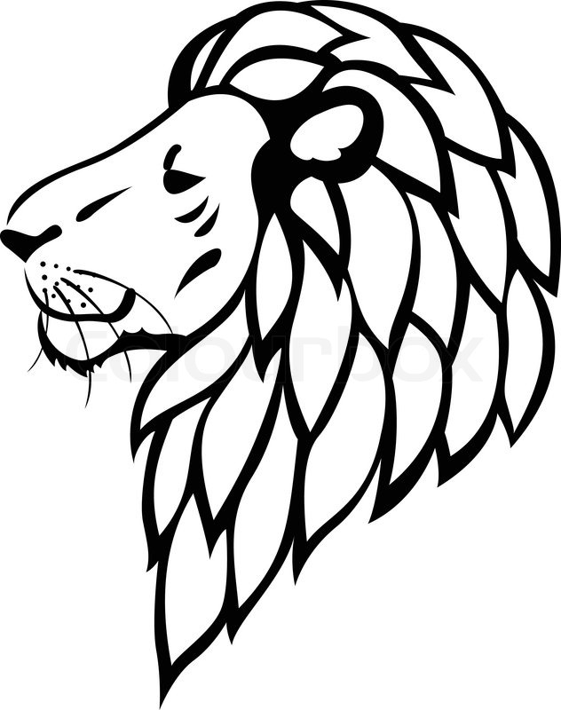 82 Famous Lion Tattoo Design Sketches There are 35 lion head outline for sale on etsy, and they cost $3.96 on. 82 famous lion tattoo design sketches
