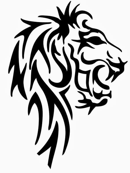 82 Famous Lion Tattoo Design Sketches