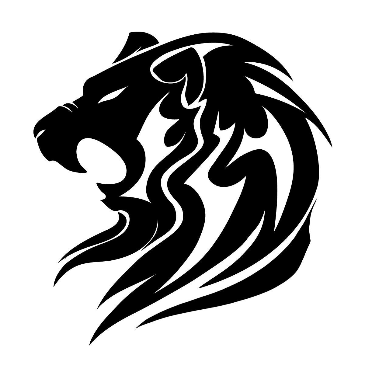 Image Gallery lion tattoo designs