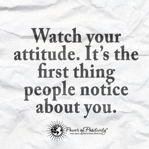 Quotes About People Who Notice: 50 Best Attitude Quotes And Sayings