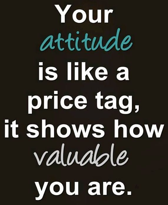Bad Attitude Quotes Mesmerizing 50 Best Attitude Quotes And Sayings