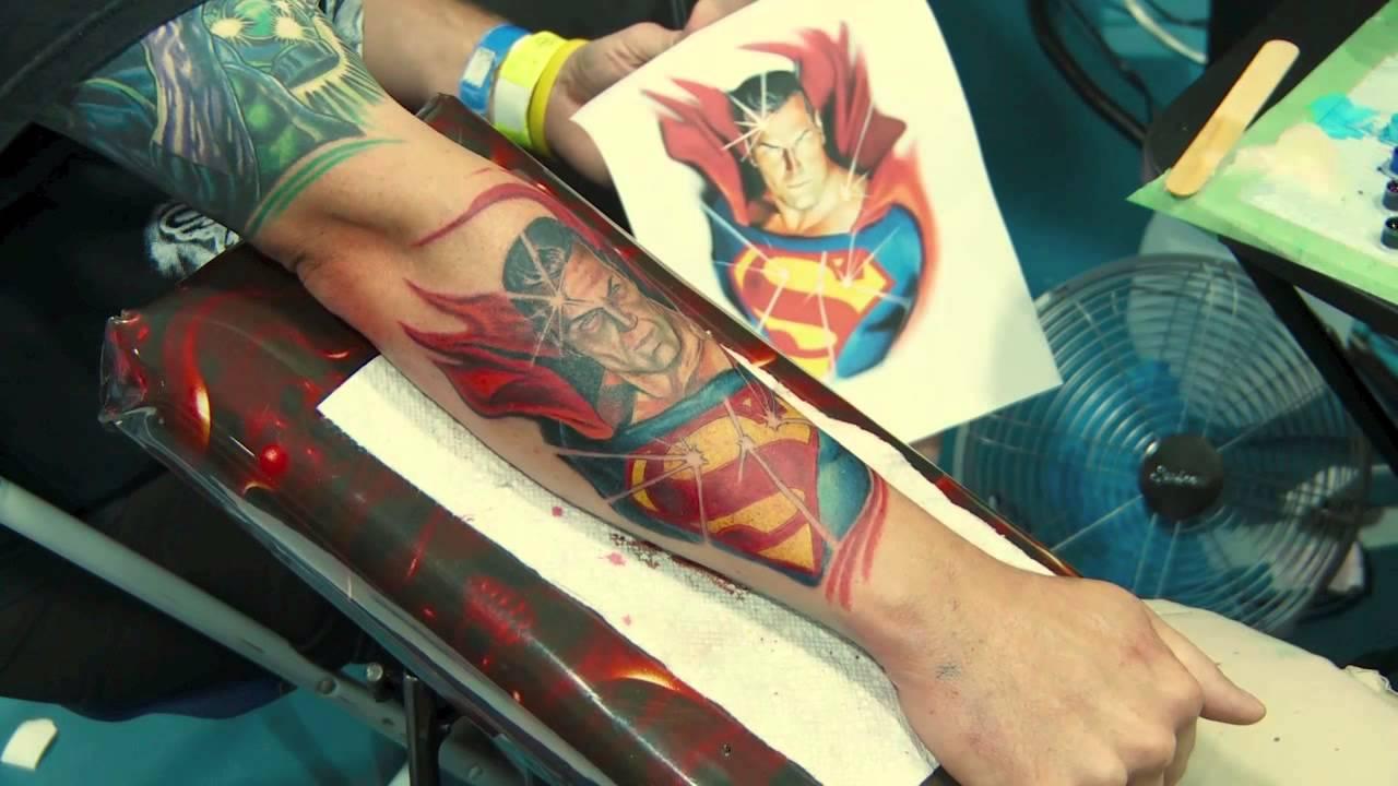 100+ Wonderful Superman Tattoos