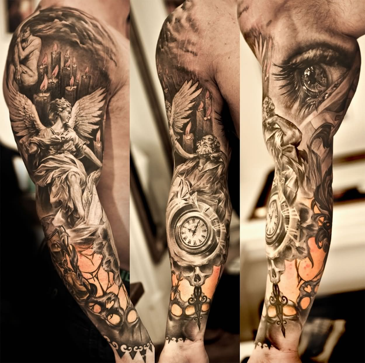 90 Fantastic Achilles Tattoos