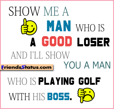 funny quotes about losers
