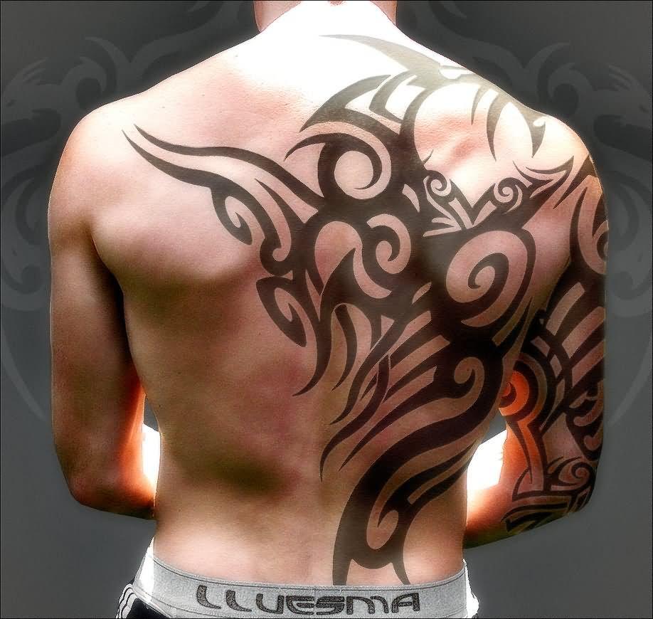 35 Full Body Tribal Tattoos