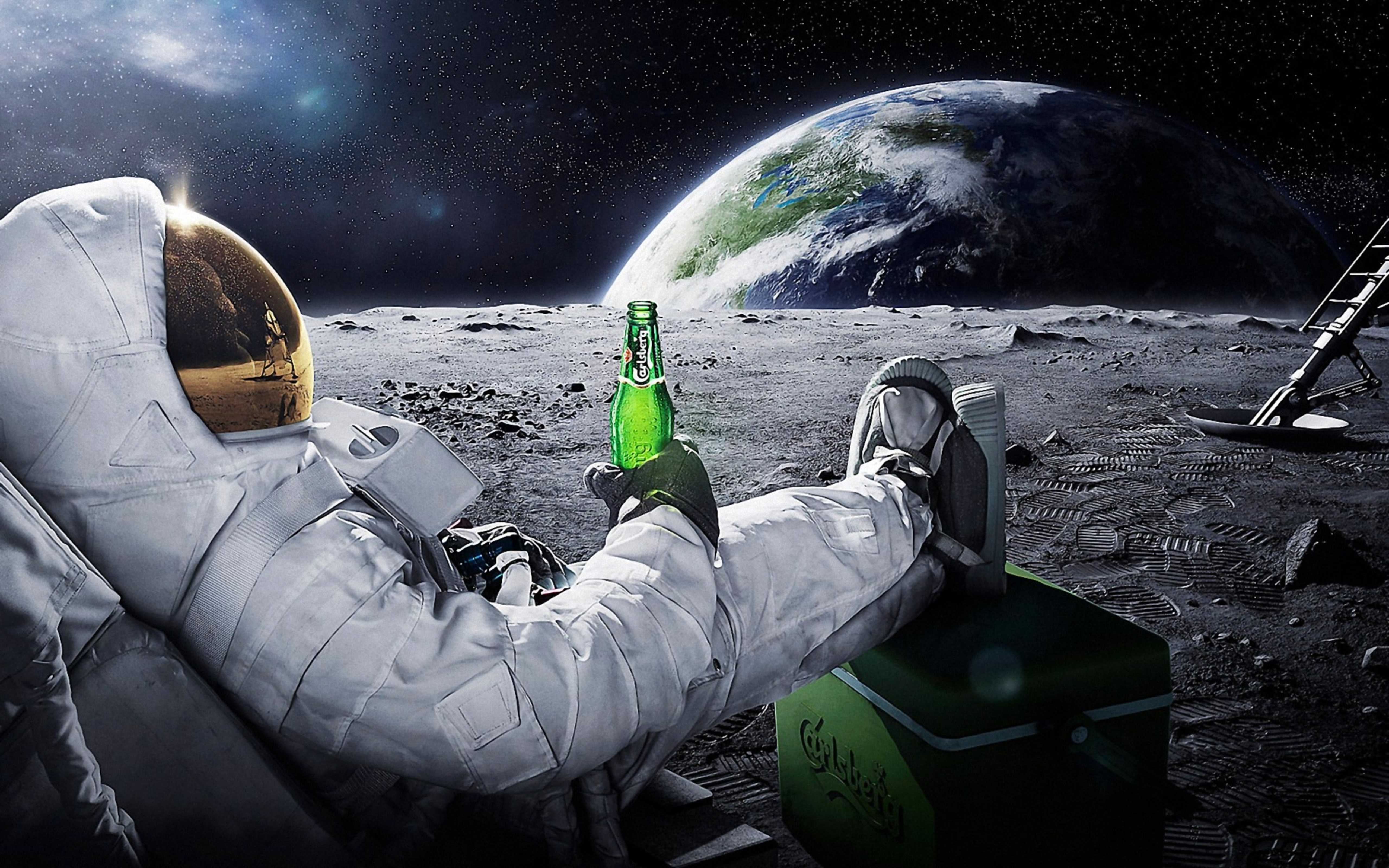 30 Most Funny Space Pictures And Photos