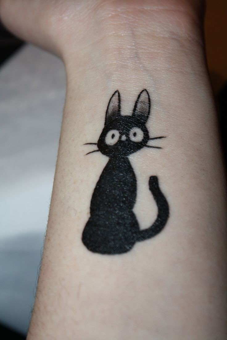 100 wonderful cat tattoos