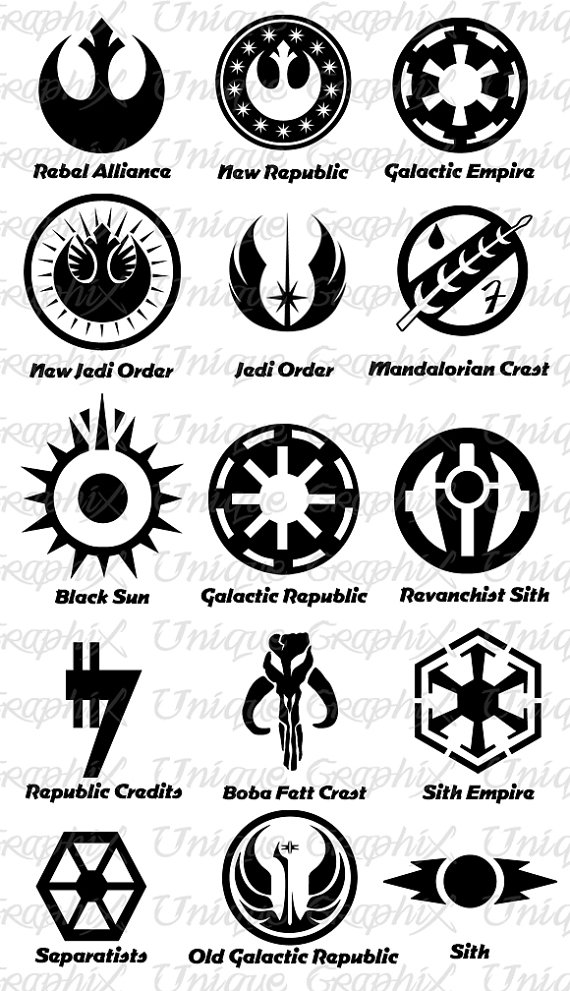 17 star wars tattoos designs. Black Bedroom Furniture Sets. Home Design Ideas