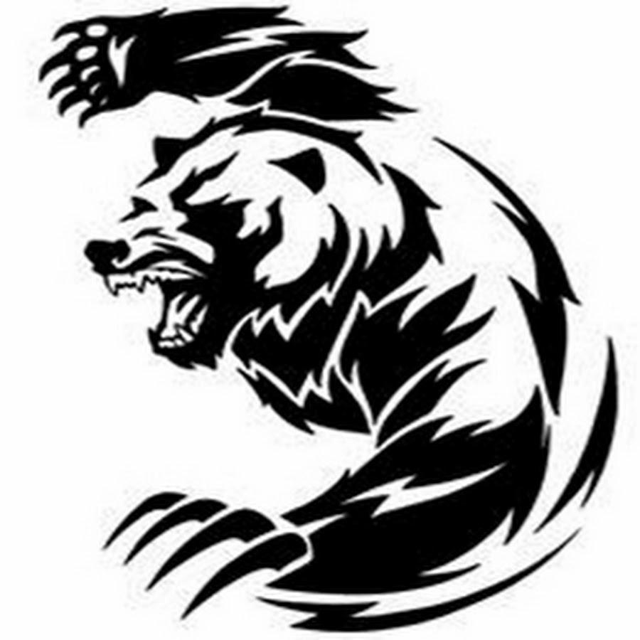 24+ Latest Bear Tattoo Designs