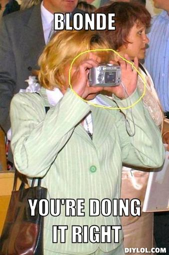 blonde little girl meme - photo #28
