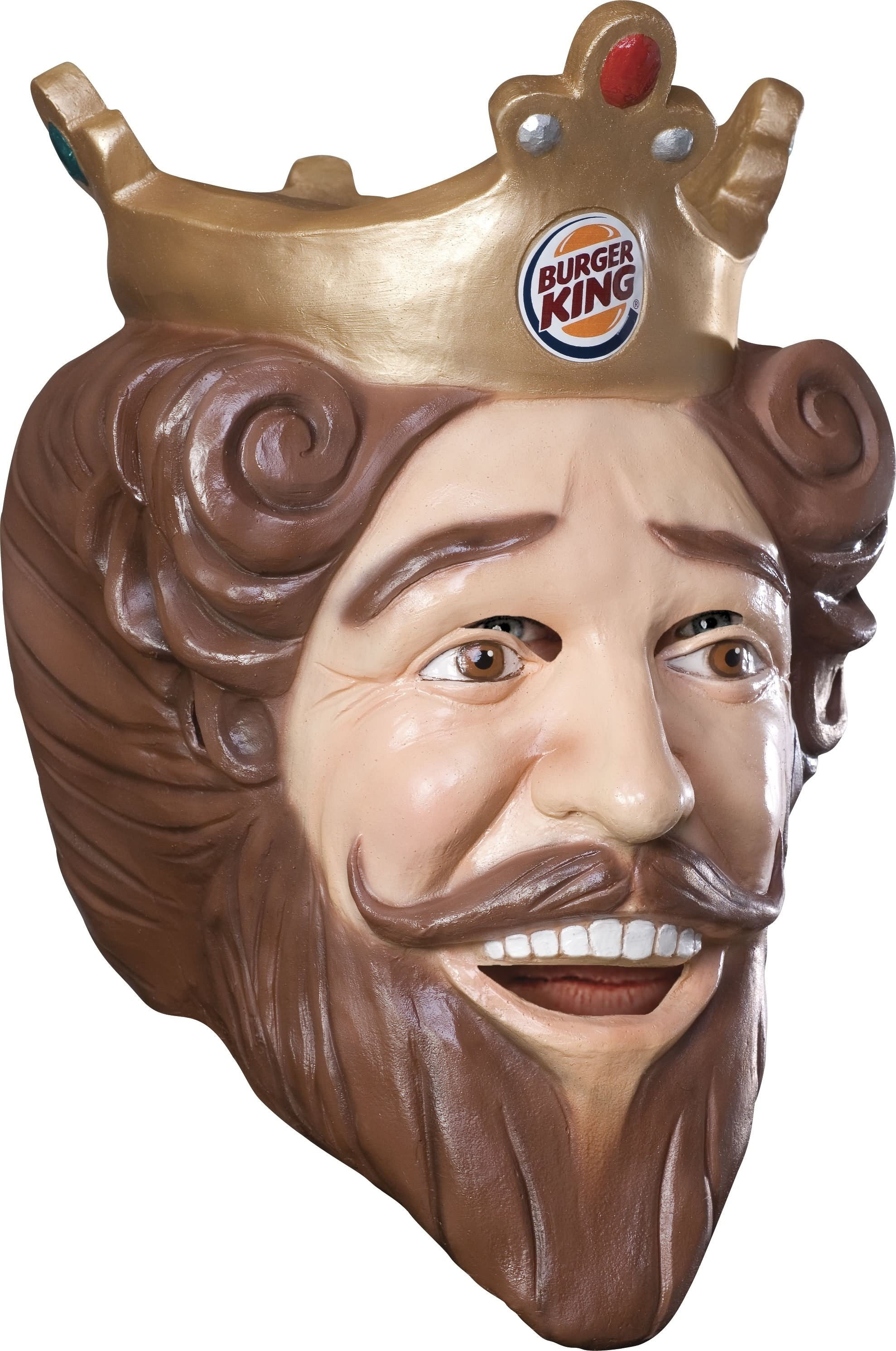 burger king funny mask picture