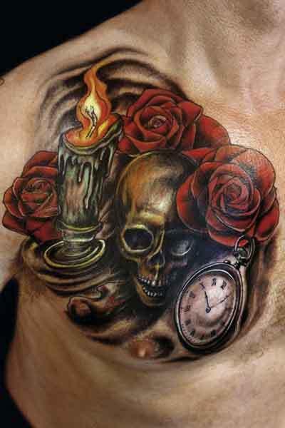 100+ Unique Watch Tattoos