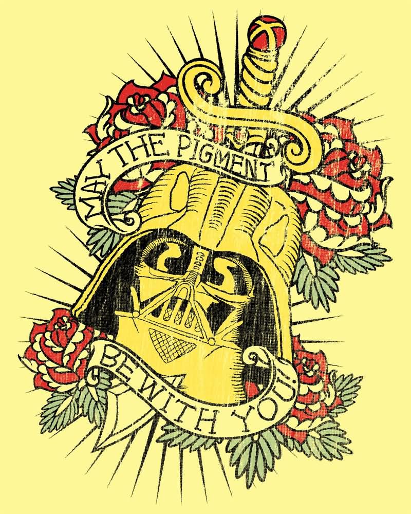 17 star wars tattoos designs