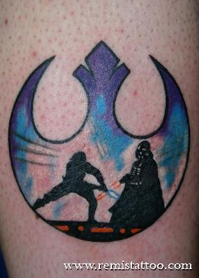 70 Incredible Star Wars Tattoos