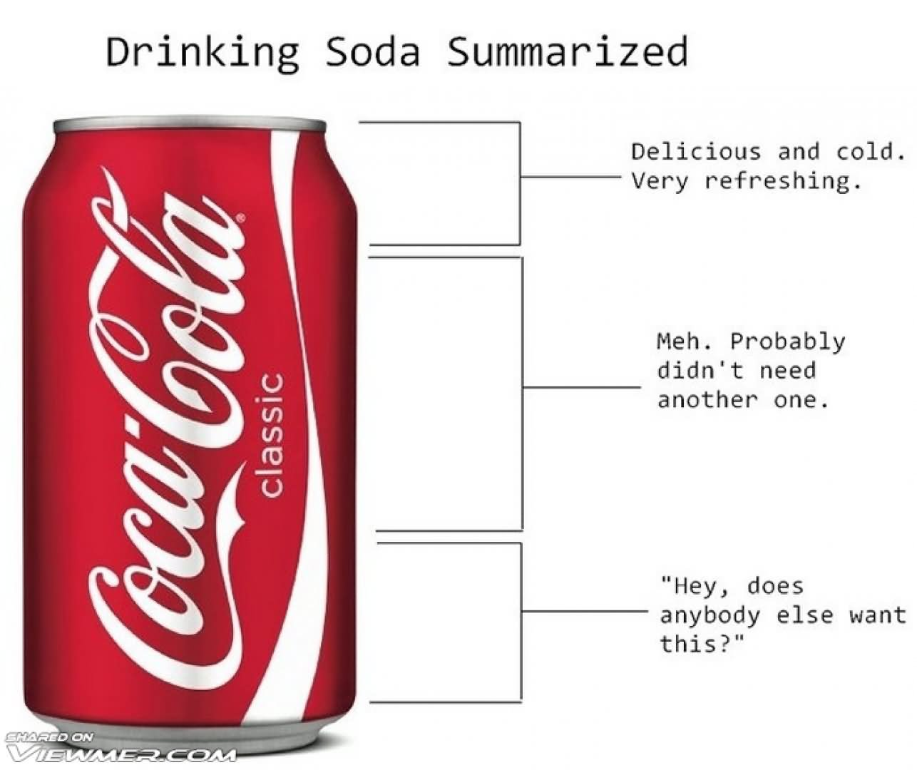 Drinking Soda Summarized Funny Coca Cola Can 40 very funny coke pictures and images