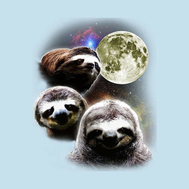 nasa sloth - photo #33