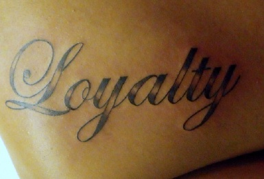 45 unique loyalty tattoo pictures