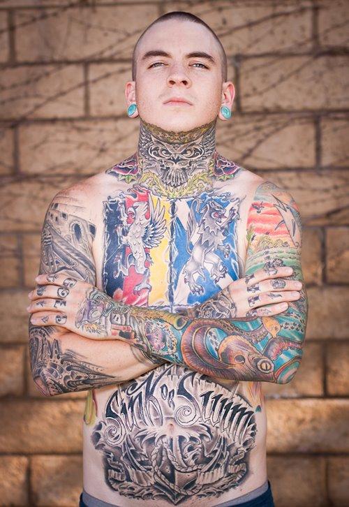 70 incredible full body tattoos