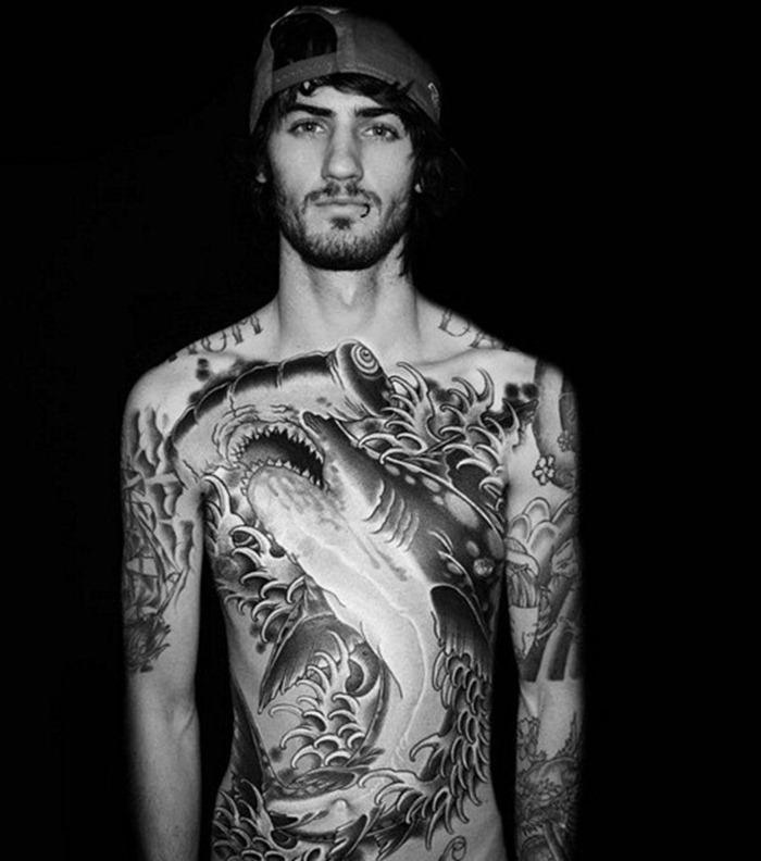Amazing Tatoo For Men: 70+ Incredible Full Body Tattoos