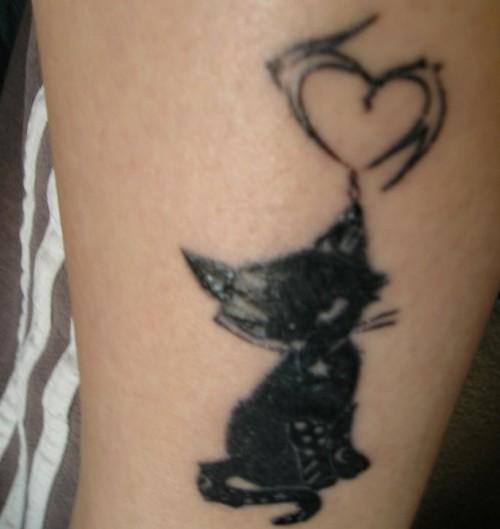 100+ Wonderful Cat Tattoos