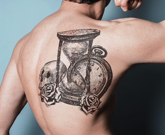 100 unique watch tattoos. Black Bedroom Furniture Sets. Home Design Ideas