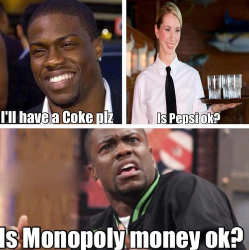 I Will Have A Coke Plz Is Pepsi Ok Funny Meme Image 40 very funny coke pictures and images