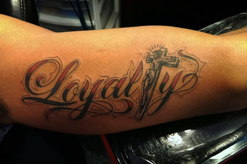 45 unique loyalty tattoo pictures for Inner bicep tattoo