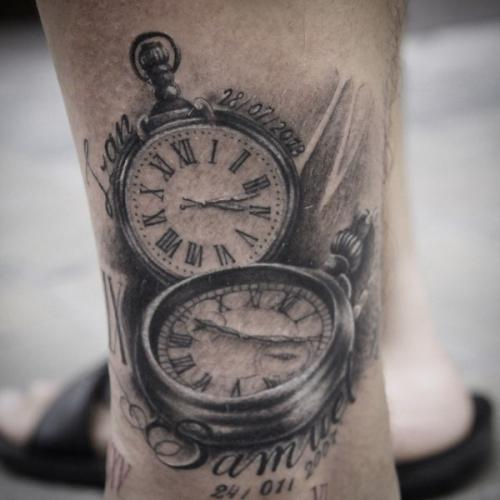 top unique shoulder tattoos pocket watch images for pinterest tattoos. Black Bedroom Furniture Sets. Home Design Ideas