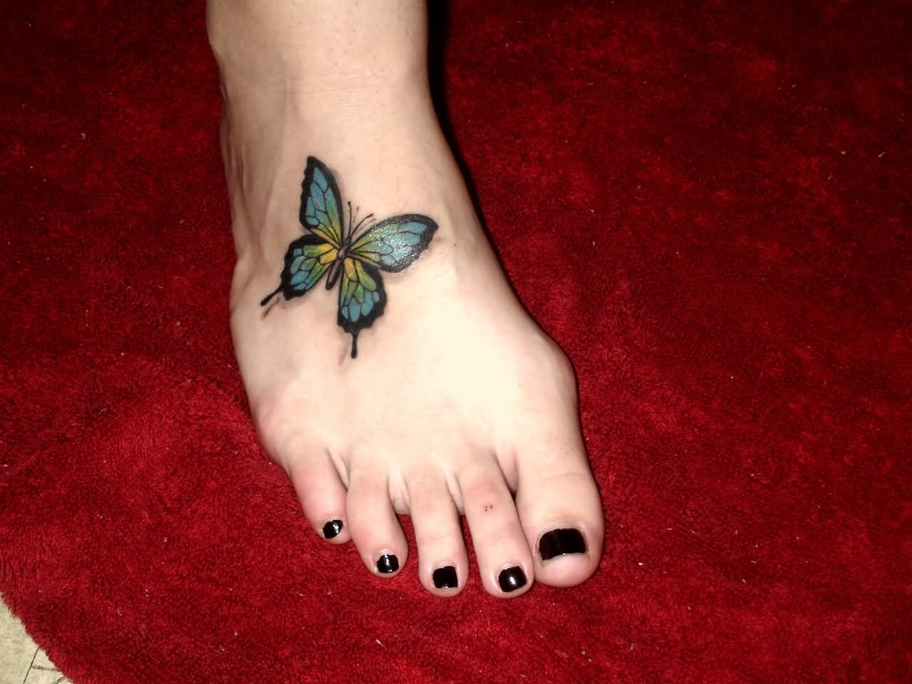 100 awesome feet tattoos. Black Bedroom Furniture Sets. Home Design Ideas