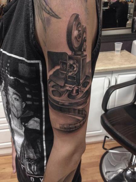 Film Tattoo