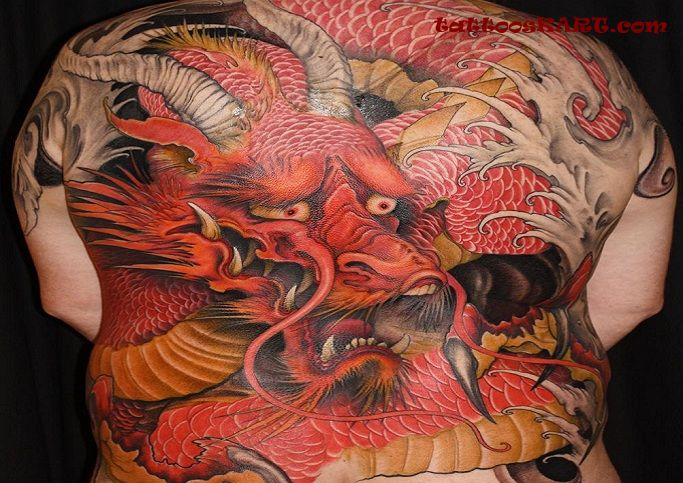 Images Of Full Body Dragon Tattoo Wwwindustriousinfo