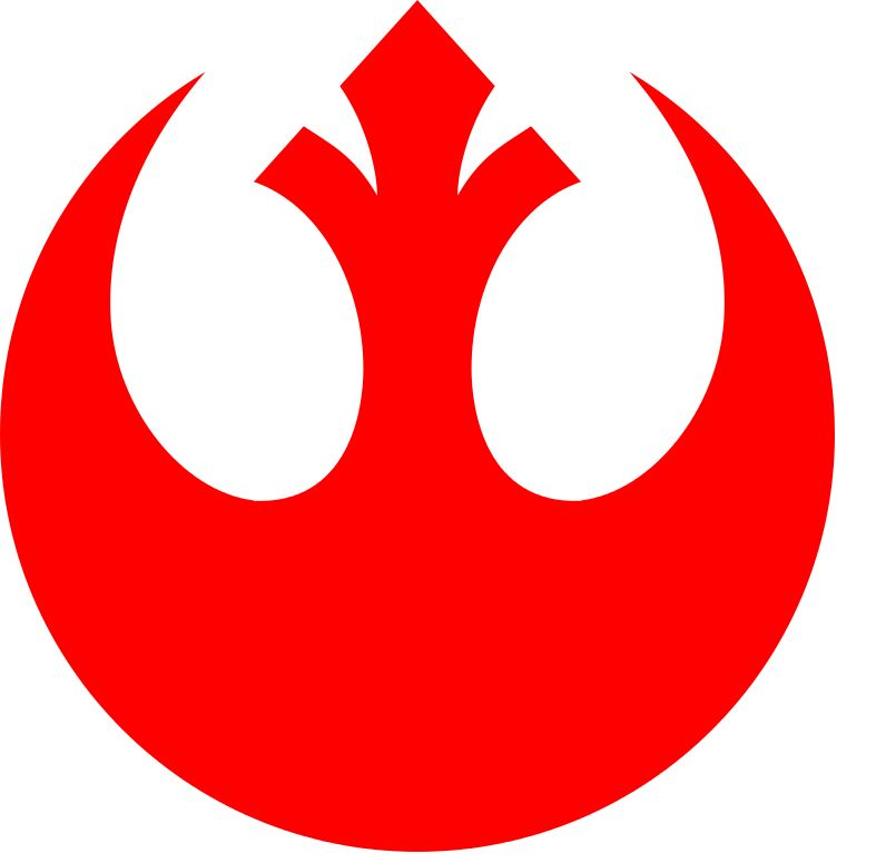 star wars rebel logo pictures to pin on pinterest pinsdaddy