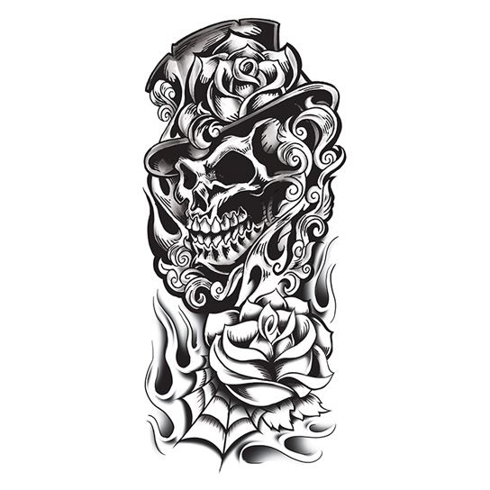 40 Black And White Tattoo Designs