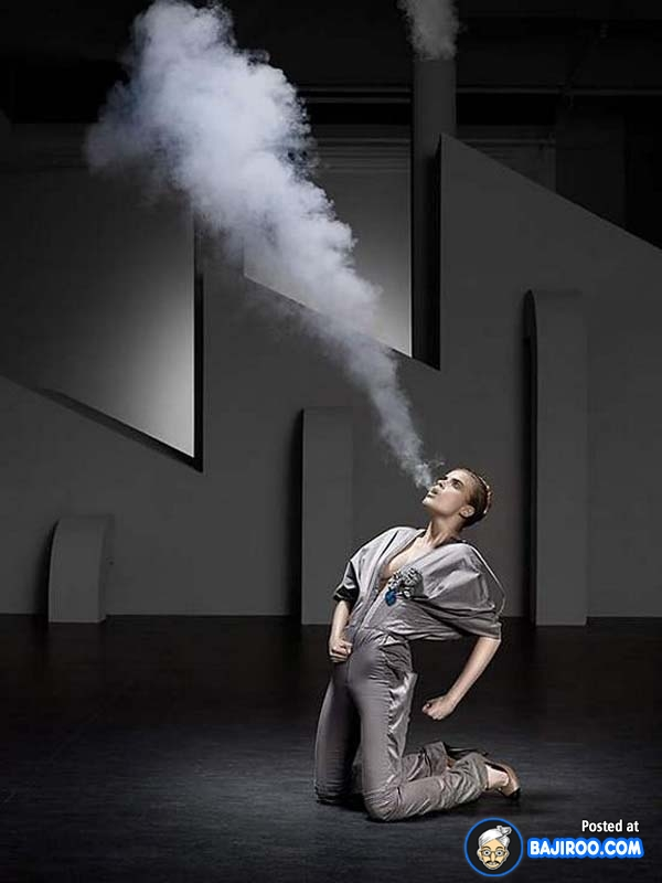 35 Most Funny Smoke Photos And Images