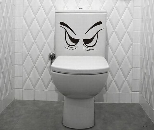 60+ Funny Toilet Pictures
