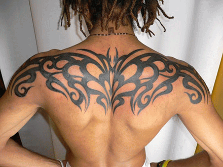 35 full body tribal tattoos for Body tattoos for females