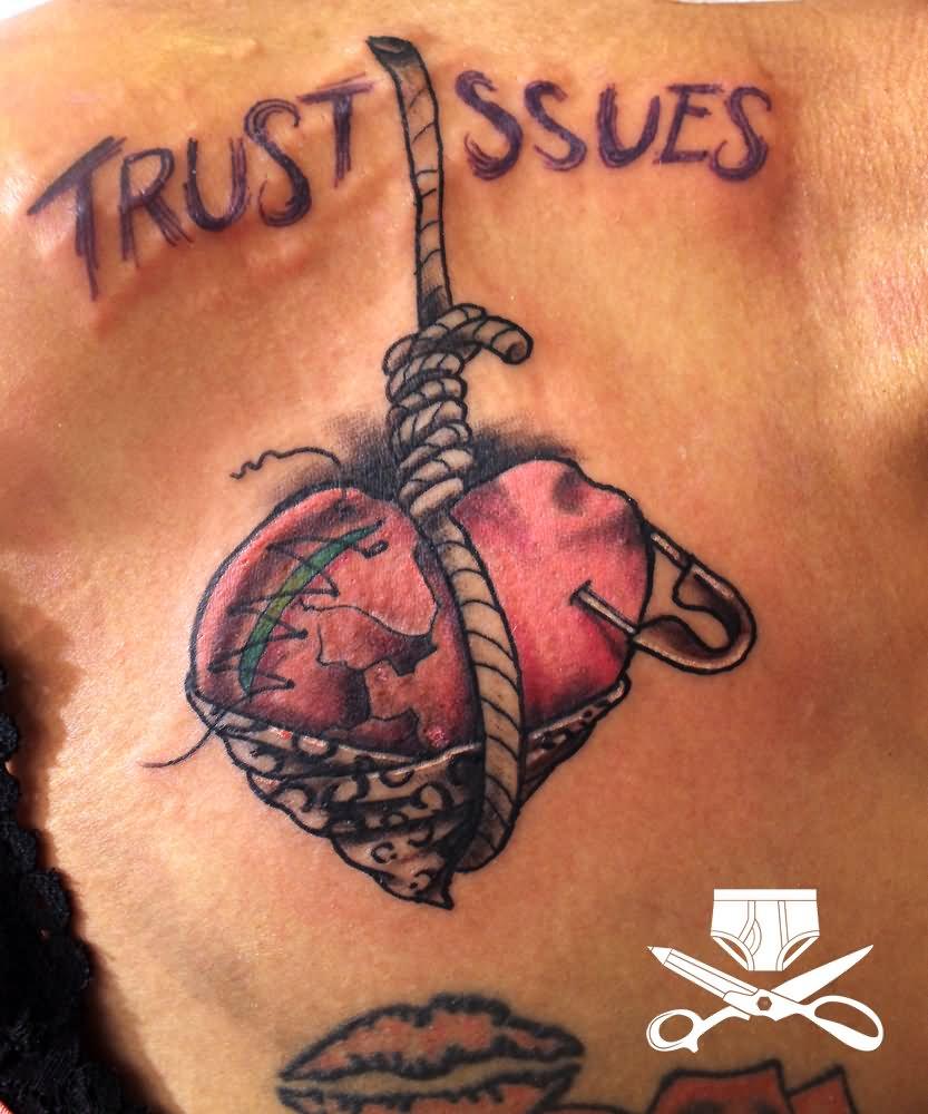 25+ Amazing Trust Tattoos