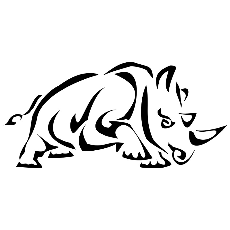 Ecko rhino drawings