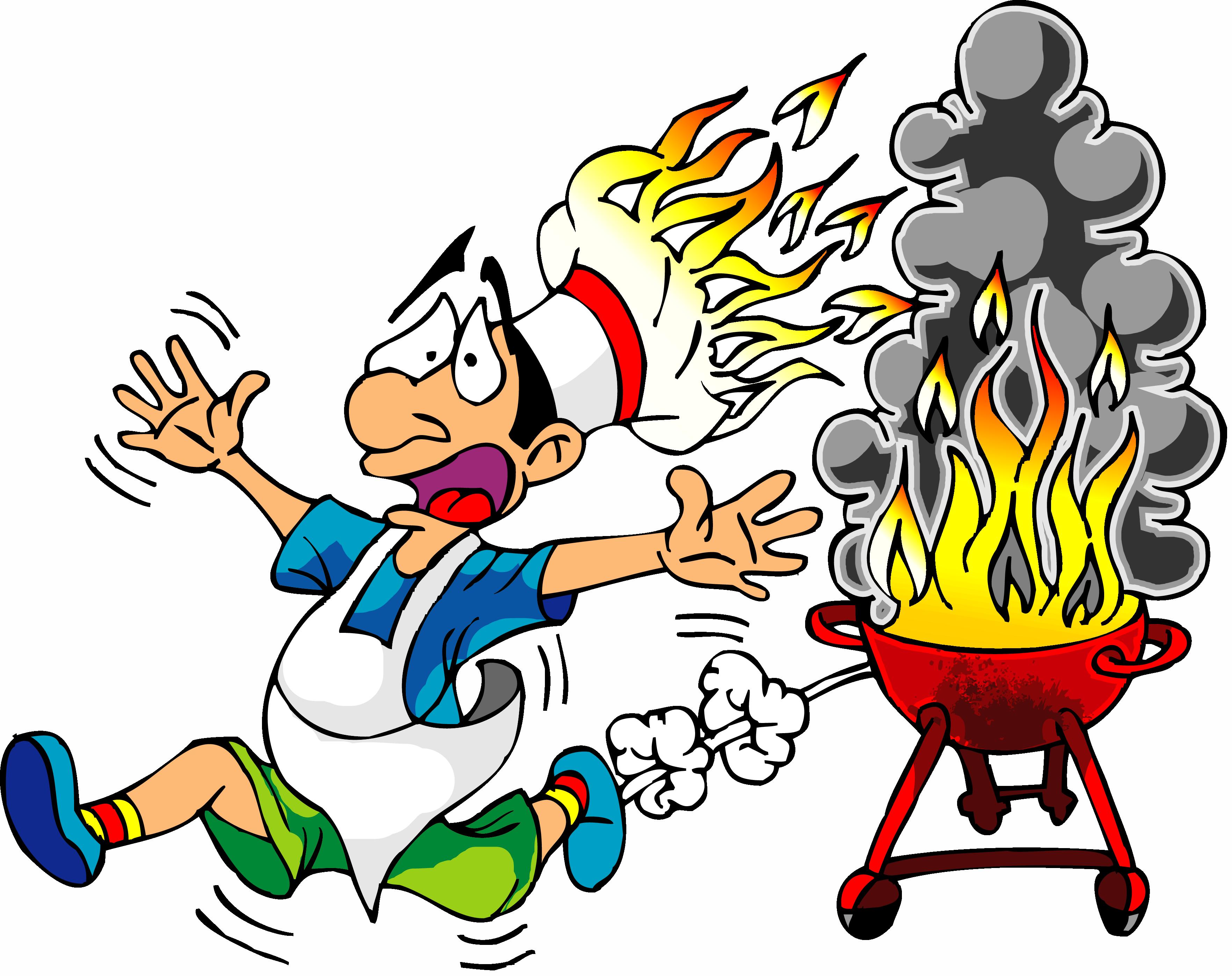 cook with fire hat funny clip art rh askideas com funny clipart for church bulletin funny clip art cartoon