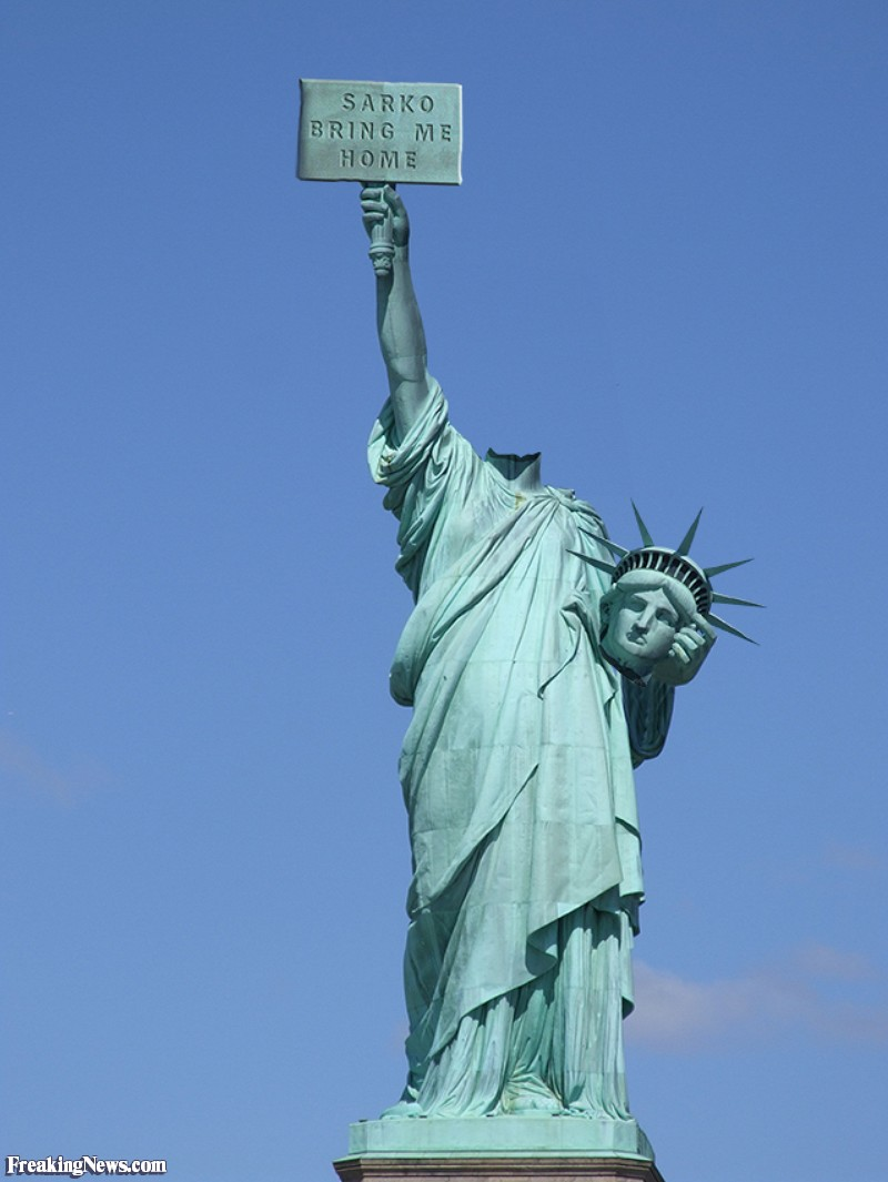 20 most funniest statue of liberty pictures and photos