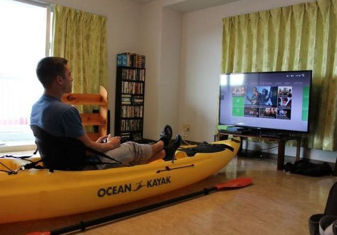 40 Most Funny Canoeing Pictures And Photos