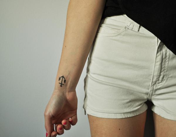 40+ Beautiful Side Wrist Tattoos